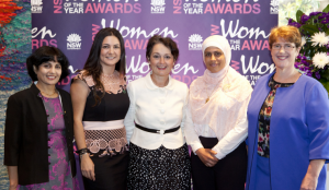 Photo from 2014 Woman of the Year Awards