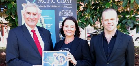The Legendary Pacific Coast set to undertake a major international campaign