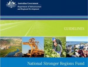 National Stronger Regions Fund – free information sessions