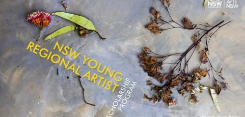 Opportunity for young regional artists