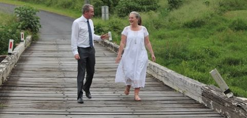 Kyogle secures funds to replace wooden bridges