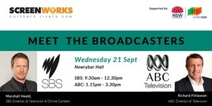 Meet the Broadcasters brings key programmers to the producers
