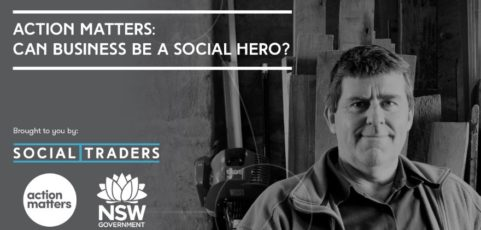 Action Matters: Can business be a social hero?