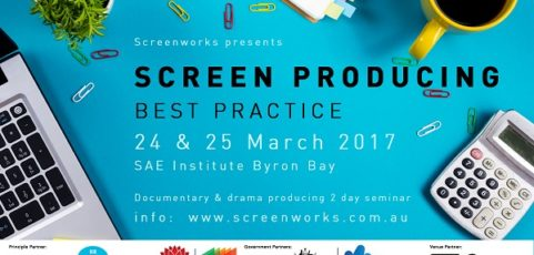A best practice approach to screen producing with Screenworks