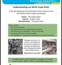Understanding Our North Coast Soils