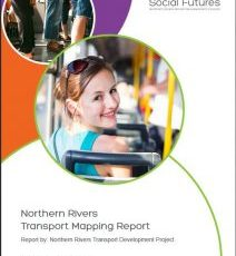 Mapping transport in the Northern Rivers [Report]