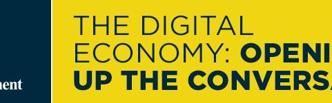 Be part of the conversation on the future of our Digital Economy