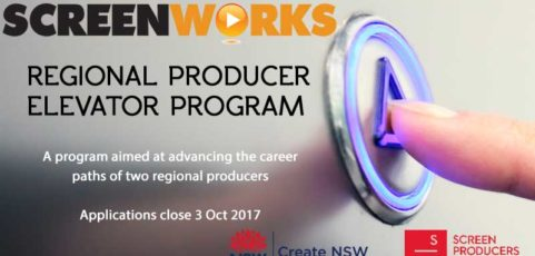 Screenworks Regional Producer Elevator Program