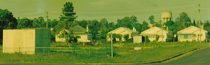 Richmond-Upper Clarence Library site 1978