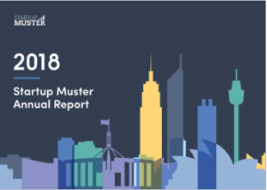 Startup Muster 2018 report