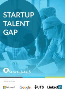 startup talent gap