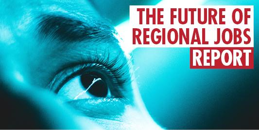 future of regional jobs report